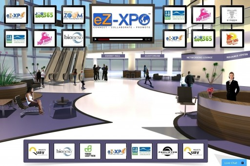 Public Speaker Association Joins Forces With eZ-Xpo to Launch the World's 1st Virtual Speaker Collaborative Network